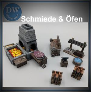 Schmiede & Öfen
